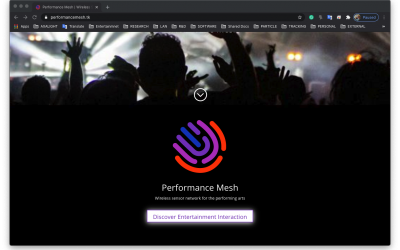 Performance Mesh Launches New Website